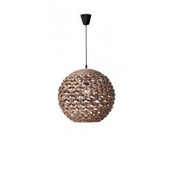 Lampa wisząca w stylu balijskim boho GRYF CL9587122 hiacynt wodny