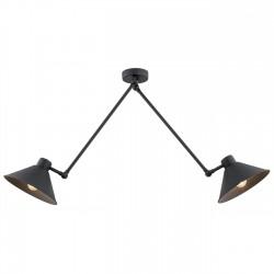 Lampa wisząca ALTEA 862 czarna ARGON