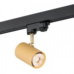 Lampa do szynoprzewodu LED HAGA 4323 złoty ARGON