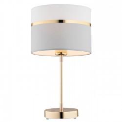 Lampa stołowa KASER 4298 biały/szary ARGON