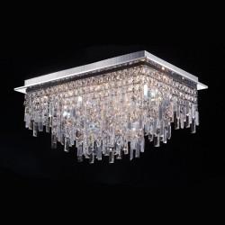 Lampa plafon LAVENDA MX92915-18A chrom ITALUX