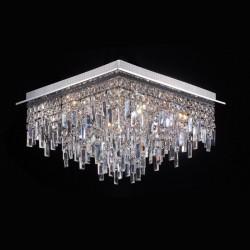 Lampa plafon LAVENDA MX92915-17A chrom ITALUX