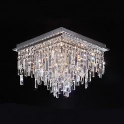 Lampa plafon LAVENDA MX92915-13A chrom ITALUX