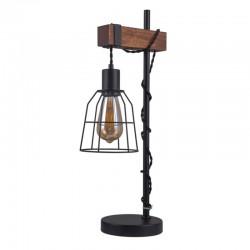 Lampa stołowa REDA TB-4793-1-L czarny ITALUX
