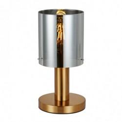 Lampa stołowa SARDO TB-5581-1-BRO+SG mosiądz ITALUX