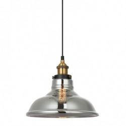 Lampa wisząca HUBERT MDM-2381/1 GD+SG czarny ITALUX