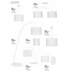 Lampa wisząca ALICE I white M 5383 NOWODVORSKI