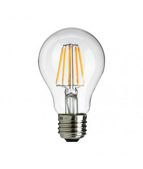 Żarówka LED 6W A60 E27 4000K filament dekoracyjna EDISON