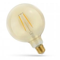 Żarówka dekoracyjna E27 Glob 5W COG RETROSHINE 2500K SPECTRUM LED