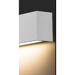 Kinkiet STRAIGHT WALL white XS 6345 NOWODVORSKI