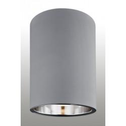 Plafon Tuba TYBER 3108 ARGON szary