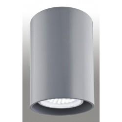 Plafon LED TYBER 3120 ARGON szary