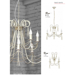 Lampa wisząca TWIST V 2766 NOWODVORSKI