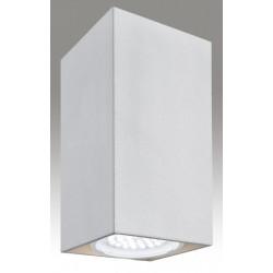 Plafon LED TYBER 3092 ARGON srebrny