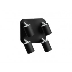 Plafon EYE SPOT BLACK IV 6022 czarny NOWODVORSKI
