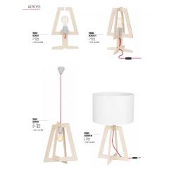 Lampa podłogowa ACROSS 6927 NOWODVORSKI
