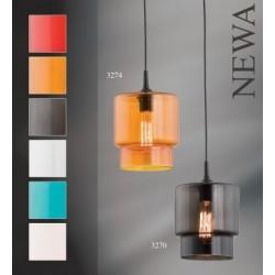 Lampa wisząca NEWA 3270 grafit ARGON
