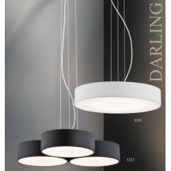 Lampa wisząca DARLING 1223 czarny ARGON