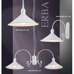 Zwis ERBA 667 ARGON biały