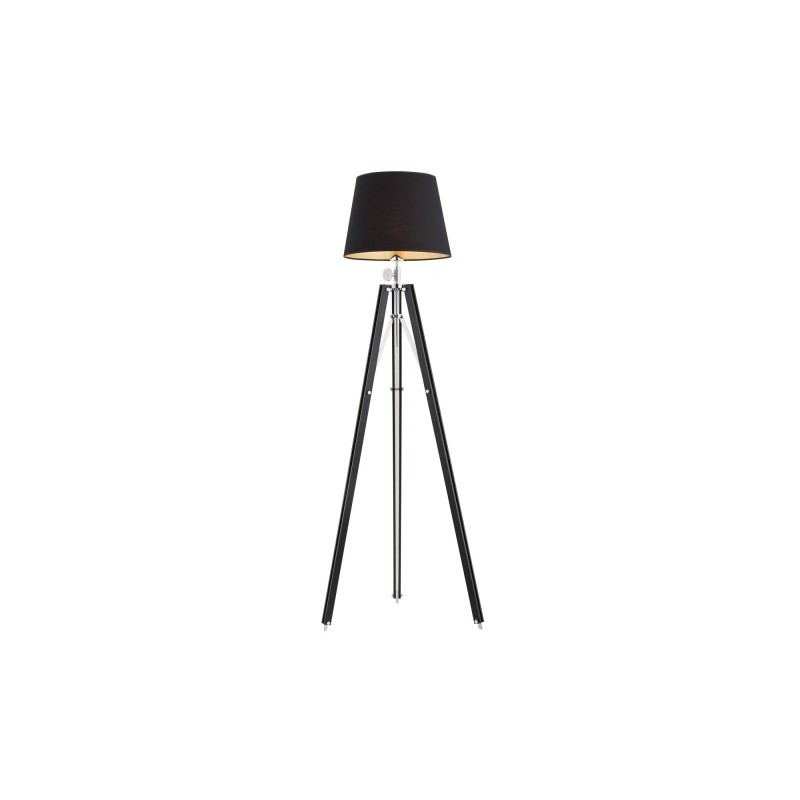 Lampa podłogowa ASTER 3357 czarny ARGON