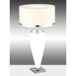 Lampa biurkowa LORENA 357 duża biała ARGON