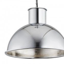 Lampa wisząca EUFRAT 3294 chrom ARGON